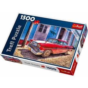 Trefl Trefl 1500 db-os puzzle - Chevrolet Oldtimer (26128)