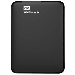 Western Digital Elements 1TB USB3.0 WDBUZG0010B