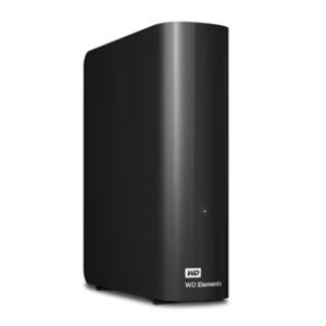"""Western Digital Elements 3.5"""" 2TB USB 3.0 WDBWLG0020HBK-EESN"""
