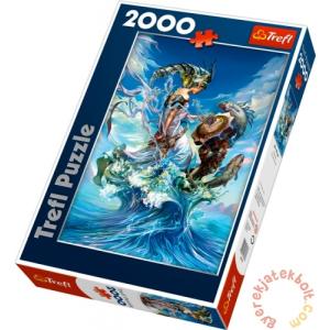 Trefl 2000 db-os puzzle - Tengerek királynője (27072)
