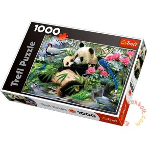 Trefl 1000 db-os puzzle - Óriás panda (10257)