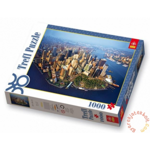 Trefl 1000 db-os puzzle - New York (10222)