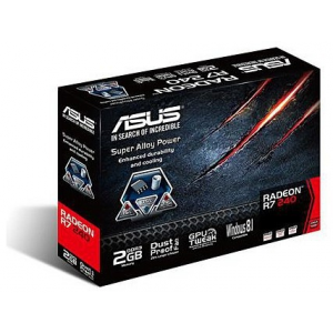 Asus AMD R7 240 2GB DDR3 R7240-2GD3-L