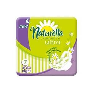 Naturella ultra egészségügyi betét night 7 db