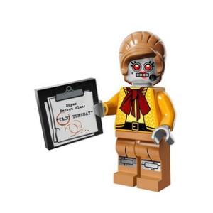 LEGO Robotűző Tina minifigura, 71004 The Lego Movie