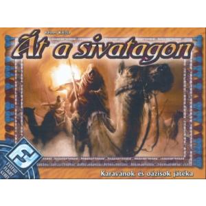 Delta Vision Kft Át a sivatagon - magyar kiadás