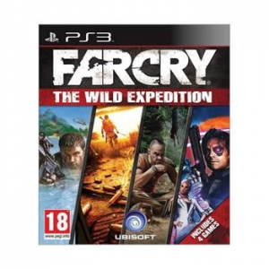 Ubisoft Far Cry: The Wild Expedition - PS3
