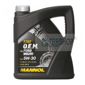 Mannol Motorolaj MANNOL O.E.M. Ford, Volvo 5w30 4 L