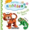 Napraforgó Könyvkiadó Aprók szótára - Az őserdő állatai