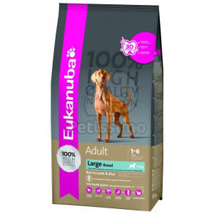 Eukanuba Adult Large Breed Rich In Lamb & Rice 2,5 kg