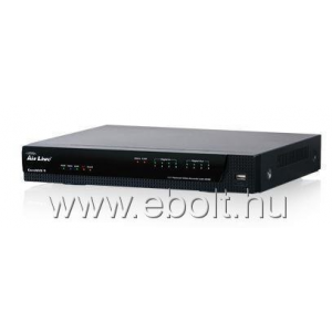 OvisLink Corp. AirLive Network Video Recorder 9CH up to 5M , HDMI/VGA, ONVIF, up to 6TB
