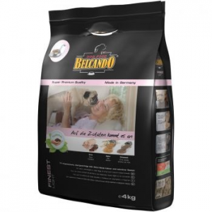 Belcando FINEST LIGHT kutyaeledel, 4 kg (20581011)