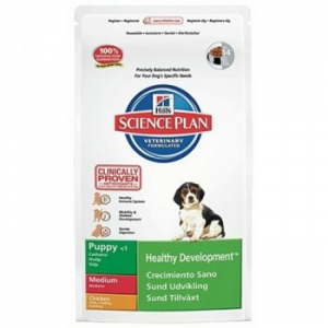 Hill's SCIENCE PLAN Puppy HDEV MED CHK kutyaeledel, 3 Kg (7692H)
