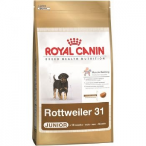 Royal Canin Junior Rottweiler kutyaeledel, 1Kg (138980)