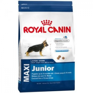 Royal Canin Canin Maxi Junior kutyaeledel, 15Kg (3006654)