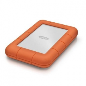 LaCie Rugged Mini külső merevlemez, 500GB, 2.5 , USB 3.0 (LC-301556)