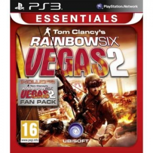 Rainbow Six Vegas 2 Complete Edition Essentials játék Playstation 3-ra (UBI4070055)