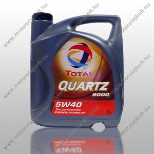 Total Quartz 9000 5W-40 5L motorolaj
