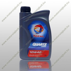 Total Quartz 7000 10W-40 1L motorolaj