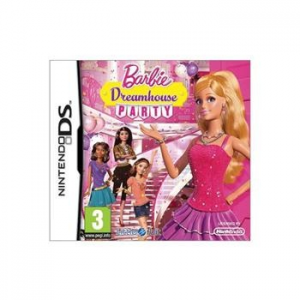 Little Orbit Barbie: Dreamhouse Party - NDS