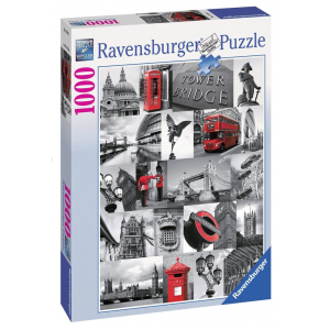 Ravensburger Ravensburger 1000 db-os puzzle - London (19144)