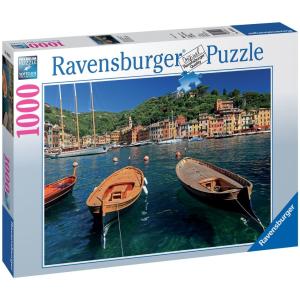 Ravensburger Ravensburger 1000 db-os puzzle - Portofinói öböl - Olaszország (19053)