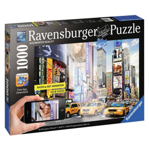 Ravensburger Ravensburger 1000 db-os puzzle - Times Square - New York (19306)