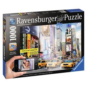 Ravensburger Ravensburger 1000 db-os puzzle - Times Square - New York (19306)