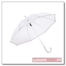 Automata esernyő, átlátszó