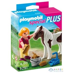 Playmobil Lócsutakoló Kislány - 5291