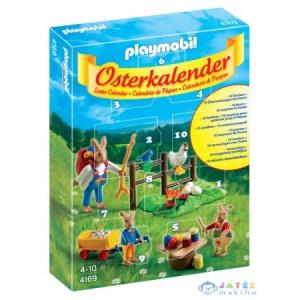 Playmobil Húsvéti Nyuszkónaptár - 4169