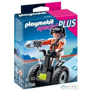 Playmobil Titkosügynök Kétkerekű Járgánnyal - 5296
