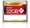 Silicon Power CF CARD 32GB 600x memóriakártya