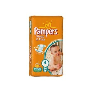 Pampers Sleep & Play Maxi