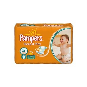 Pampers Sleep & Play Junior pelenka 11-25 kg 42 db
