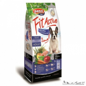 Na Fit Active Breeders Choice Hypoallergenic Small FISH&APPLE with RICE 15kg