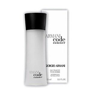 Giorgio Armani Code Summer 2013 EDT 75 ml