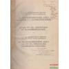 A m. kir. földmívelésügyi miniszter 1932. évi 99 000. és 100 000. számú rendelete