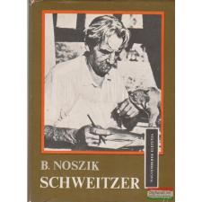 Schweitzer irodalom