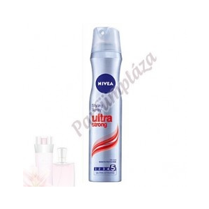 Nivea Ultra Strong Hajlakk 250 ml