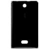 Nokia Asha 500 akkufedél fekete*