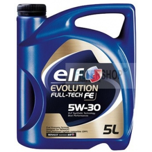 ELF Motorolaj ELF Evolution Full-Tech FE 5w-30 5 Liter