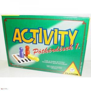 Piatnik Activity - Pótkérdések