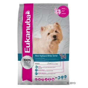 Eukanuba Breed West Highland White Terrier - 3 x 2,5 kg