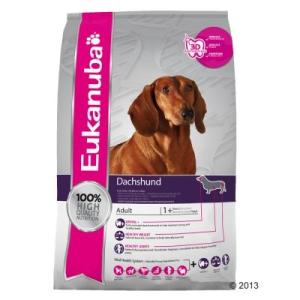 Eukanuba Breed Dachshund - 2,5 kg