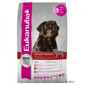 Eukanuba Breed Labrador Retriever - 2 x 12 kg