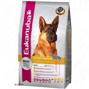 Eukanuba Breed German Shepherd - 2 x 12 kg