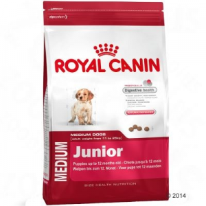 Royal Canin Size Royal Canin Medium Junior - 15 kg