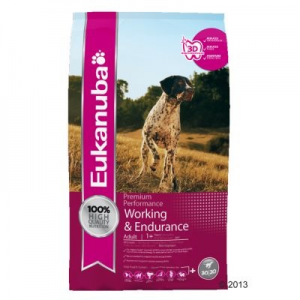 Eukanuba Adult Working & Endurance - 2 x 15 kg