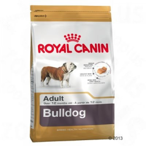 Royal Canin Breed Bulldog - 2 x 12 kg